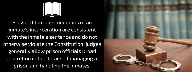 Prisioner`s Rights
