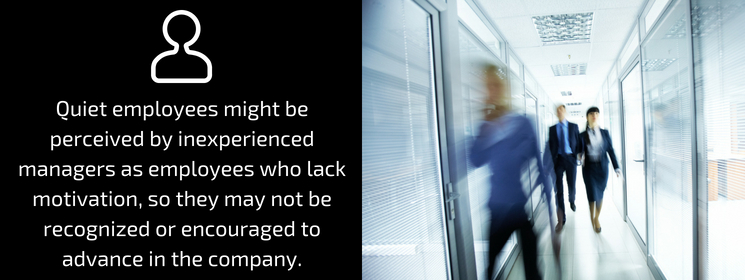 Isolating an employee